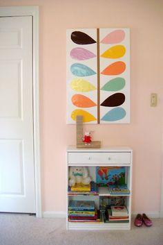 Sweet Magnolia Way: Layla's Pink Woodland Room