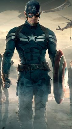 Captain america the winter soldier #iPhone #5s #Wallpaper