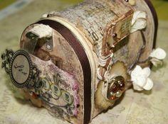 Altered Art mailbox