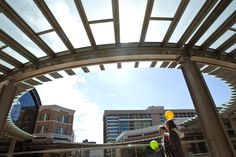 Shoppers walk around City Creek Center, which is celebrating its one-year anniversary. One Year Anniversary, Salt Lake City, Photo Galleries, Photo And Video