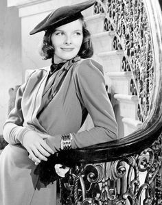 Katharine Hepburn as Linda Seton - Holiday by George Cukor 1938