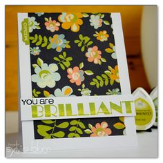 ...{Sylvias Stamping Place}... CAS-ual Fridays March Release: Sneak Peek Day 3 by Sylvia Blum