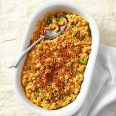 Sweet Potato Mac & Cheese Recipe #eatclean #cleaneating