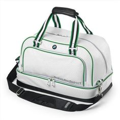 BMW Golf Sports Bag (White-small)