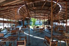 Cafetería Anillo Salvado / a21 studio Salvaged Ring / a21 studio – Plataforma Arquitectura