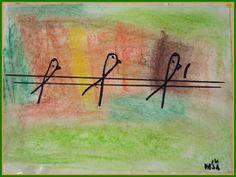 podzim Bird, Painting, Kunst, Birds, Painting Art, Paintings, Painted Canvas, Drawings