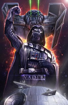 170 High Resolution Star Wars Wallpapers HD - images/slides added under category of Wallpapers Star Wars Film, Nave Star Wars, Star Wars Fan Art, Star Wars Poster, Anakin Vader, Darth Vader, Images Star Wars, Star Wars Pictures, Posters Geek