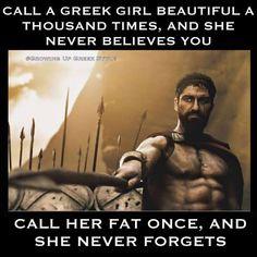 Greek Quotes, Greek Sayings, Greek Girl, Greek Language, Greek Culture, Just Kidding, Note To Self, Call Her, Believe In You