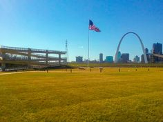 WSpinpics: Malcolm W Martin Memorial Park in East St.Louis Il...