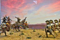 Visita L'Iber, el museo de los soldaditos de plomo de Valencia
