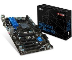 "MSI Launches 8 New Socket FM2+ Motherboards for AMD ""Godavari"" APU"