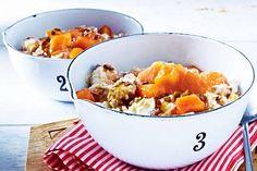 Dieses leckere Bircher-Müsli sorgt für den perfekten Start in den Tag! Das Rezept verraten wir euch HIER: http://www.shape.de/diaet-und-ernaehrung/rezepte/a-59548/gesunde-und-leckere-sommer-rezepte.html