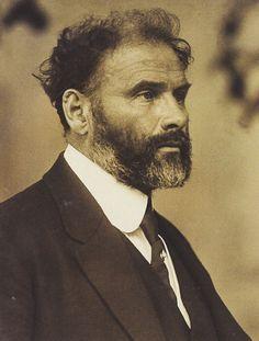 Gustav Klimt nel 1905