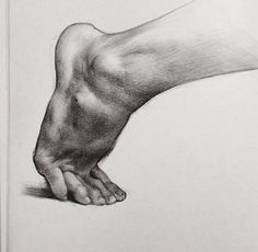 Artist's Drawings & Paintings ( Drawing Legs, Feet Drawing, Body Drawing, Life Drawing, Anatomy Sketches, Anatomy Drawing, Art Sketches, Amazing Drawings, Realistic Drawings