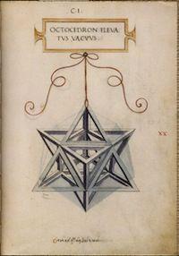 Da Vinci stellated octahedron