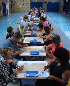 workshop op Apollo school Amsterdam