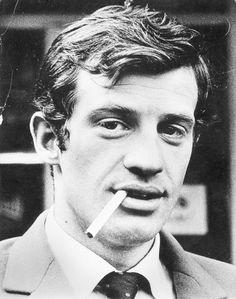 portrait jean paul belmondo (b. neuilly sur seine I933) acteur français french actor
