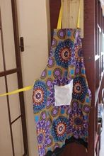 Aprons - Wax Print – Lukhanyiso Arts & Crafts Aprons, Wax, Arts And Crafts, African, Handmade, Color, Hand Made, Apron Designs, Colour