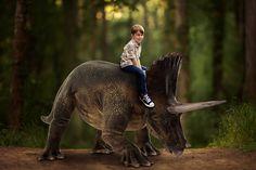Dinosaurs have arrived on Staten Island-Staten Island Children's Photographer Moon Photography, Children Photography, 5th Birthday, Birthday Ideas, Dinosaur Photo, Pink Moon, Nyc Photographers, Staten Island, Fun At Work