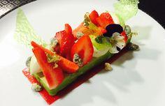 Strawberry cake - Fraisier