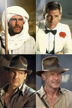 Indiana Jones: - Raiders of the Lost Ark Henry Jones Jr, Harrison Ford Indiana Jones, Indiana Jones Films, Movie Stars, Movie Tv, Kino Film, Film Serie, Classic Movies, Action Movies