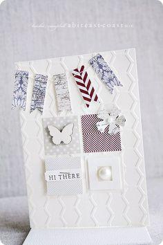 Hi There card by Keisha Campbell
