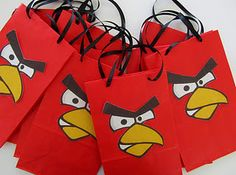 Handmade Invitations and Party Decorations Bird Birthday Parties, 5th Birthday Party Ideas, Mickey Mouse Birthday, Birthday Stuff, Theme Parties, 4th Birthday, Party Themes, Cumpleaños Angry Birds, Festa Angry Birds