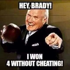 Previous pinner said: SO TRUE, Patriots just had to cheat in the playoffs, just shows how bad they are at least Seahawks made it to the Super Bowl fair and square Funny Football Memes, Funny Nfl, Funny Sports Memes, Nfl Memes, Sports Humor, Football Humor, Football Sayings, Patriots Memes, Patriots Fans