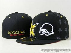 3a0883c2083 Metal Mulisha × Rockstar Energy Drink Fits Hats More Star