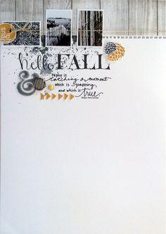 Hello fall by Maïna at @studio_calico