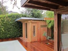 how to build a outdoor steam room