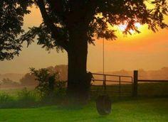 Sunrise via Carol's Country Sunshine on Facebook
