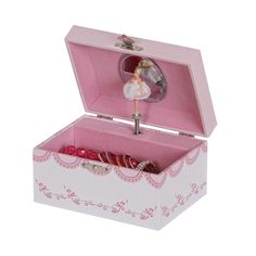 Lenox Childhood Memories Ballerina Jewelry Box Alluring Lenox® Childhood Memories Musical Ballerina Jewelry Box  Www Decorating Design
