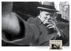 iconic famous photos turned into selfies self portraits winston churchill Famous Self Portraits, Famous Photos, Iconic Photos, Legendary Pictures, Amazing Photos, Selfies, Photoshop, Photografy Art, Photo Humour
