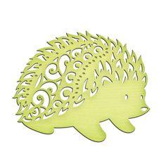 Spellbinders - Die D-Lites - In'Spire - Hedgehog Die