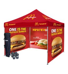 Custom Printed Canopy Tents, Our range of bright and colorful canopies are Top Quality, Lowest Prices and easy to setup within a minute. We ship throughout Canada Outdoor Logos, Pop Up Canopy Tent, Kiosk, Printed, Quotes, Shop, Quotations, Qoutes