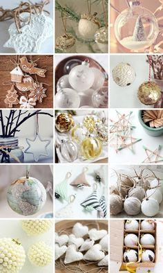 DIY Christmas Decorations   diy christmas ornaments   Christmas stuff