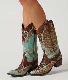 Lane Boots Veranda Cowboy Boot