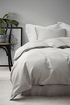 Påslakanset Belva i satin Betta, Comforters, Blanket, Furniture, Bedding, Goals, Home Decor, Style, Interiors