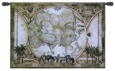 Tropic of Capricorn Wall Tapestry