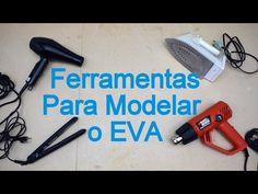 Ferramentas para Modelar o EVA - Dicas de Cosmaker - YouTube