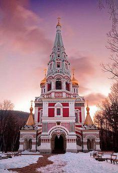 Church in Shipka, Bulgaria.