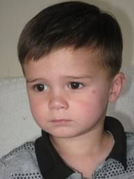 hairstyles for toddler boys with straight hair - Google Search this might be the little boy haircut my mom wants me to give Daniel. I would like to see the back of this haircut.