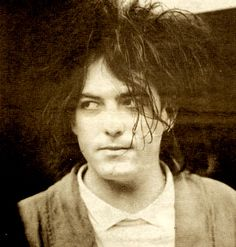 "enyaocean: "" Robert Smith (The Cure) 