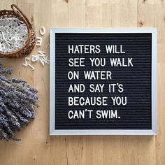 Just keep walkin'. #letterfolkquotes