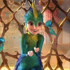 Photo of Toothiana for fans of Rise of the Guardians. Rise of the Guardians