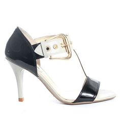 Soho Heel - Black by Cindy Says