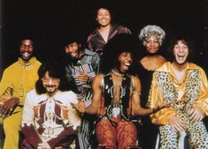 Sly and the Family Stone--HOT FUN IN THE SUMMERTIME & IT'S A FAMILY AFFAIR