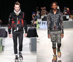 (2) MACARONIC - Mercedes-Benz Fashion Week Tokyo: Japan Fashion Week: Denim & Jeanswear 2013-2014 Fall Winter Mens Runways II