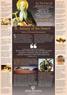 ST ANTHONY OF THE DESERT